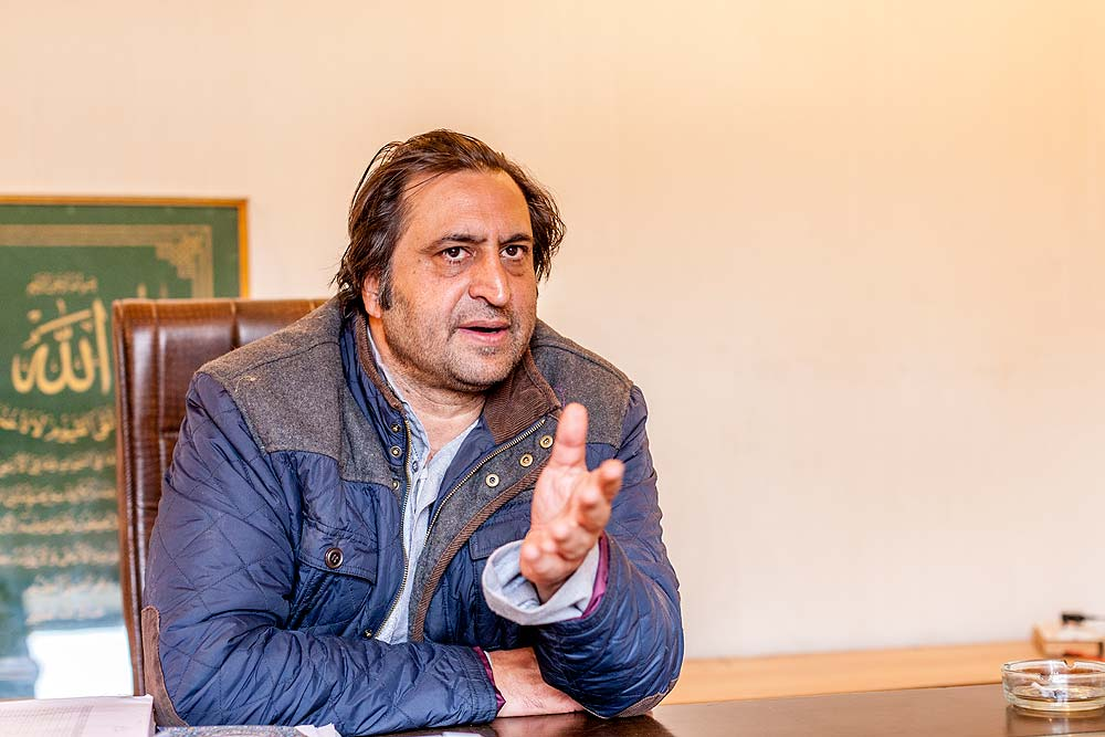 'Mufti, Abdullah Are A Threat To 370'