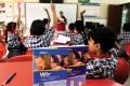 <b>It's all Sanskrit to me</b> No more German rule has KV kids stumped