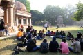 <b>Slow lyric</b> A Poetry Club meeting in Delhi