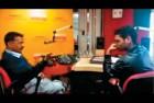 <b>Mimic this</b> Kejriwal with RJ Rohit aka Dharna Kumar at his radio show