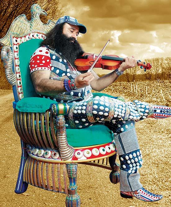 Baba Gurmeet Ram Rahim