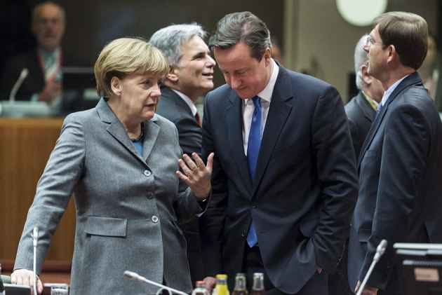 The EU's Indefensibility
