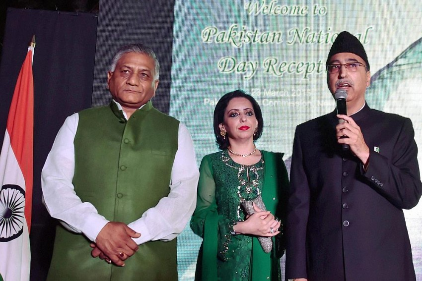 An 'Anti-National' Evening At Pakistan High Commission