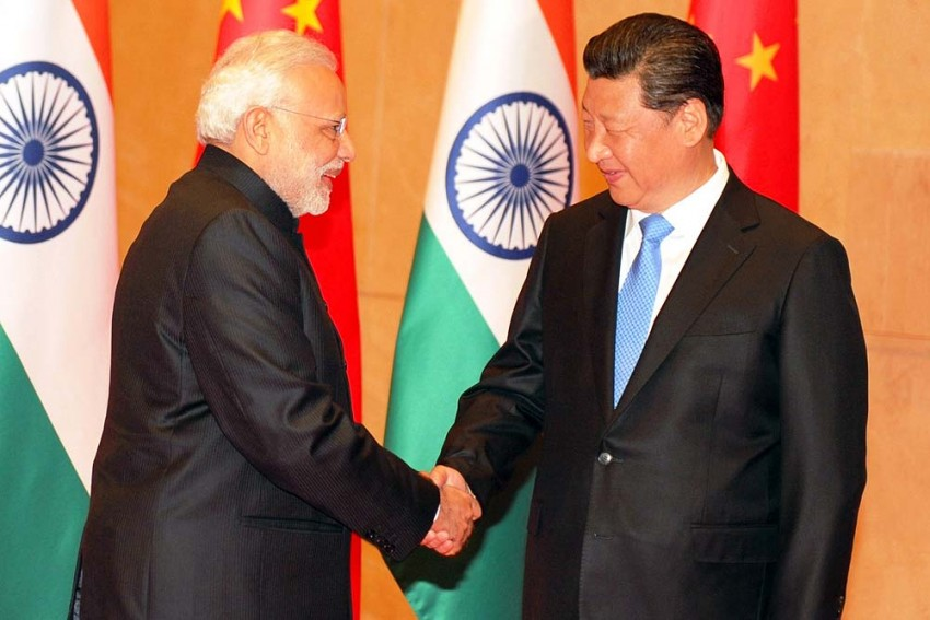 Modi's China Games