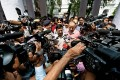 <b>Courting arrest and the media</b> When Arvind Kejriwal was Team Anna member