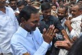 KCR Takes on Congress for Criticism Over His New Official Bungalow