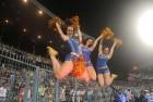 <b>Joyride</b> Cheergirls do their thing in the IPL