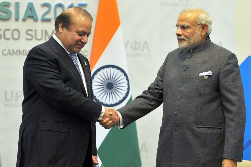Modi's Pakistan Play