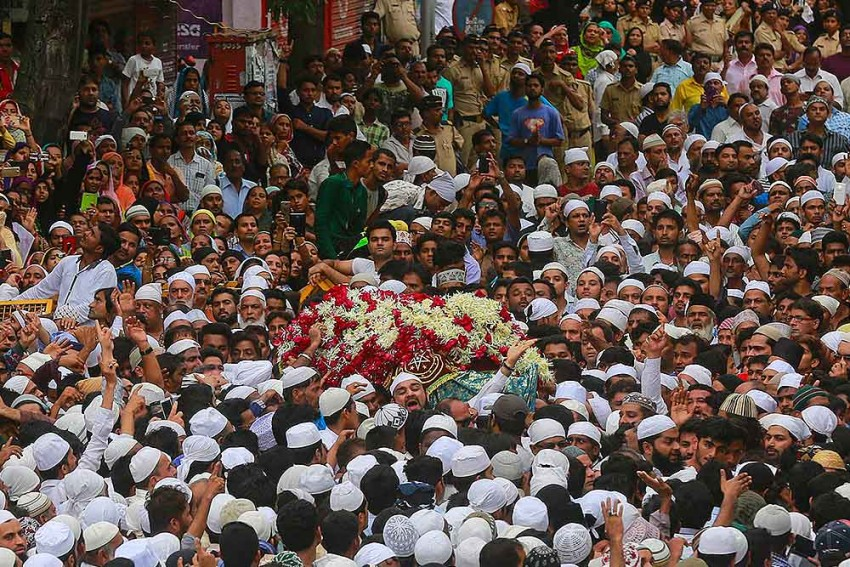 Notes About Yakub Memon's Funeral