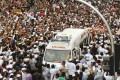 Yakub Memon's body leaves for his burial, July 30, Mumbai