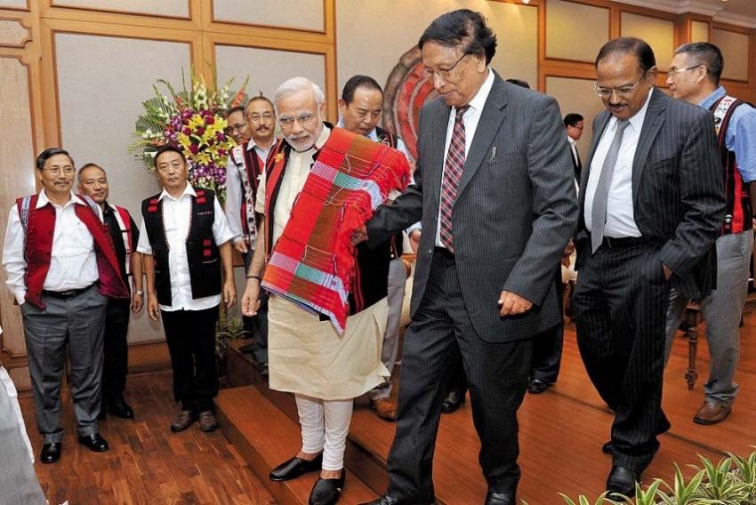Why The Hush-Hush On Naga Peace Deal?