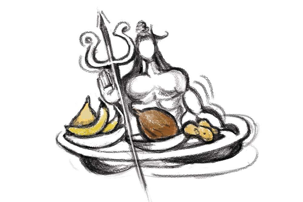 Trifecta Of Good Foods