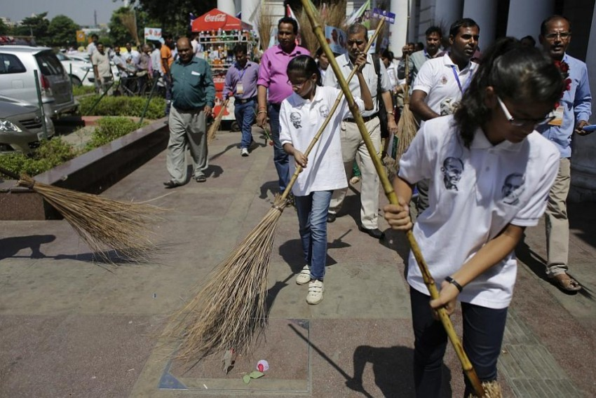 Swachh Bharat Mission is Two Years Old. And We Have Five Questions