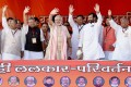 <b>One-man agenda</b> The BJP has allies like Paswan, Manjhi and Kushwaha, but banks chiefly on Modi power