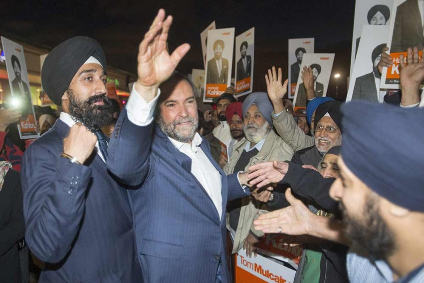 Punjabi Cool Shines In Canadian Elections