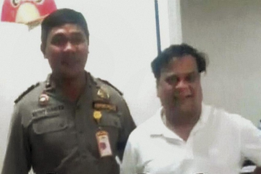 Chhota Rajan, Never At Large