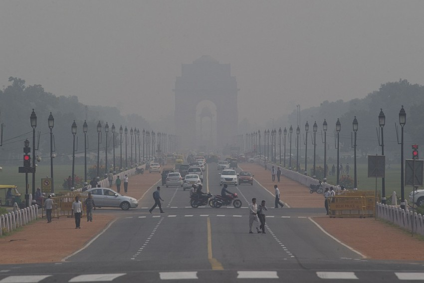 Get On With Life, Delhi