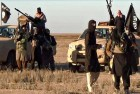 <b>Offroad, Anyone?</b> ISIS fighters from Iraq in a propaganda video