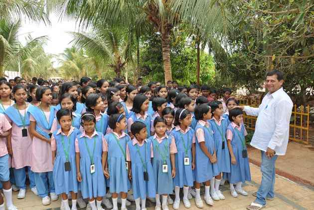 A Kiss Of Life For Kalinga Kids