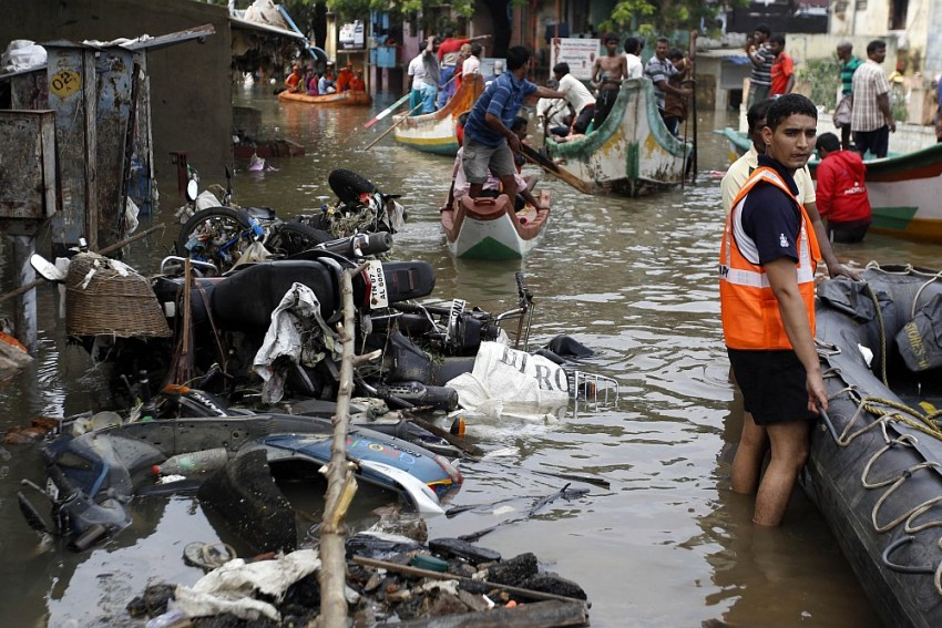 Flood And Fury