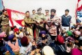 <b>Two-Way Ops</b> Militants surrender to Gill