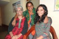 <b>Up For A Challenge</b> Shalini, Nikita and Isha sit together in their office