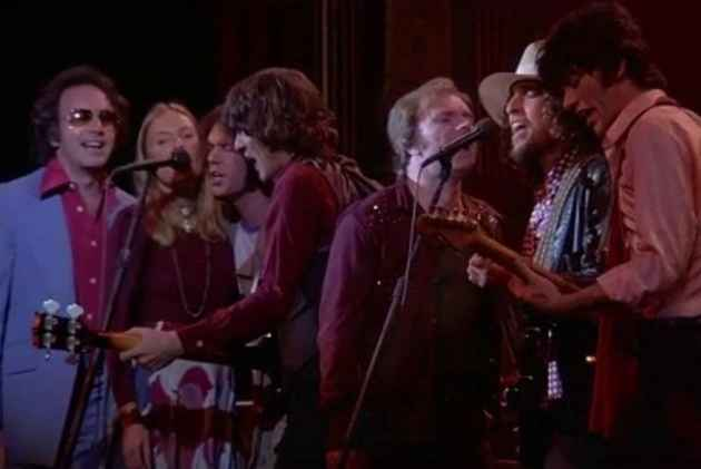 The Last Waltz (English)