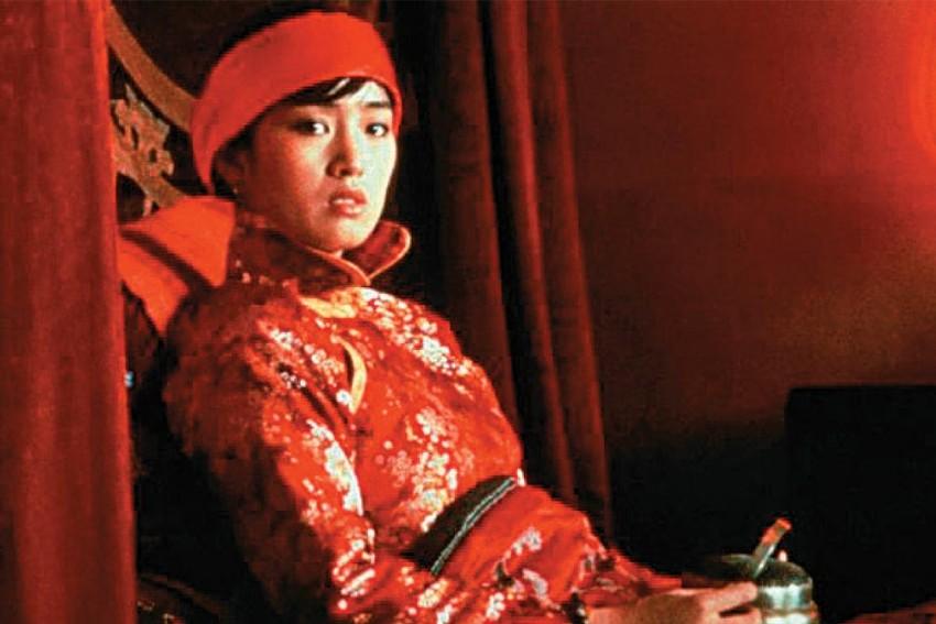 Raise The Red Lantern (Mandarin)