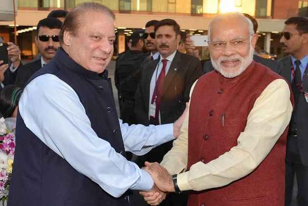 The Pakistan Visit
