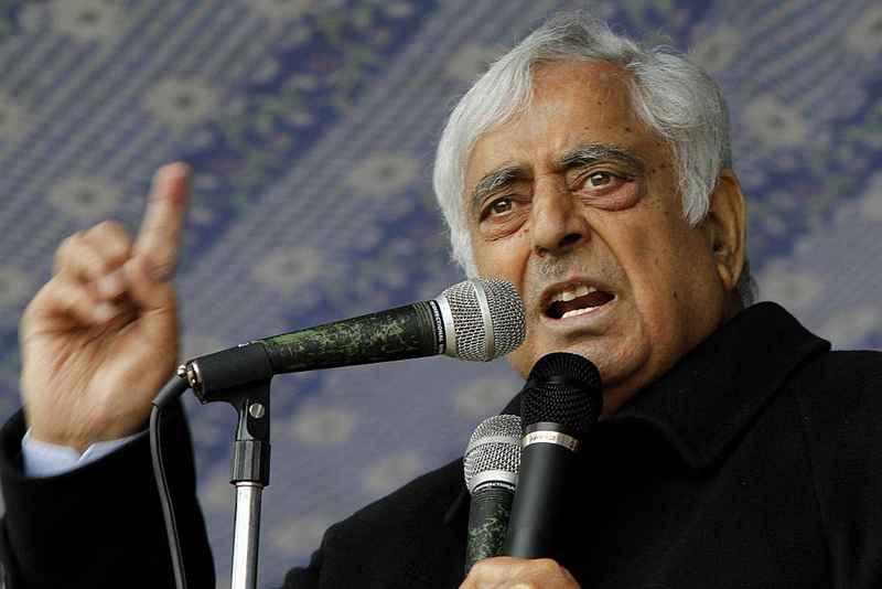 Mufti Mohammad Sayeed, Kashmiri Patriot