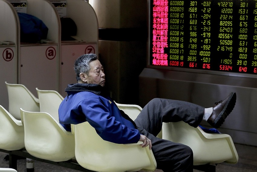 China's Worrying Slowdown