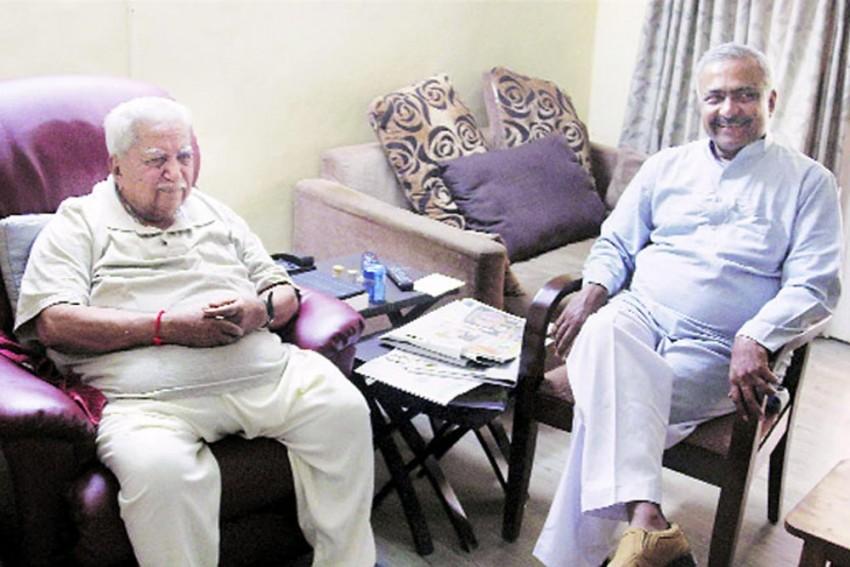 The Dhokla Souffle Rises
