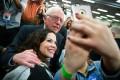 Trump, Sanders Win in New Hampshire, Setback for Clinton
