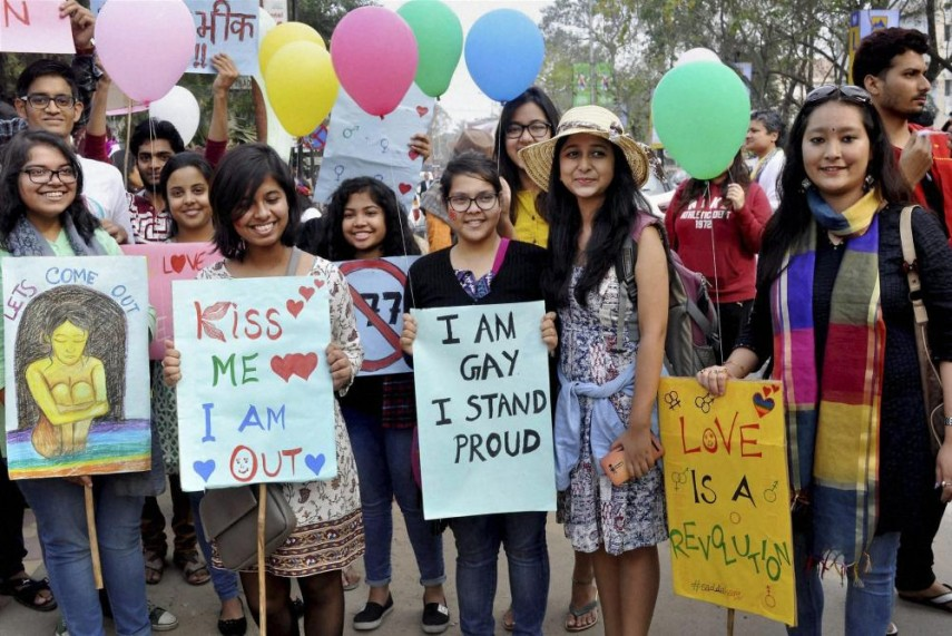 Depressing That Homosexuality Outlawed In India: British Novelist Hollinghurst