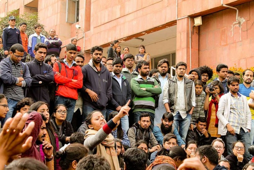 'BJP Govt Has Aggressively Targeted JNU'