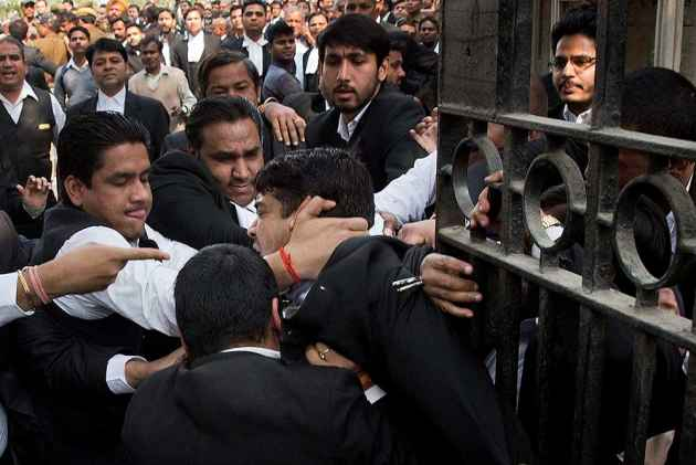 'Matter Of Deep Shame For Legal Community'