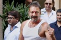 Sanjay Dutt Walks Free Out of Yerawada Prison