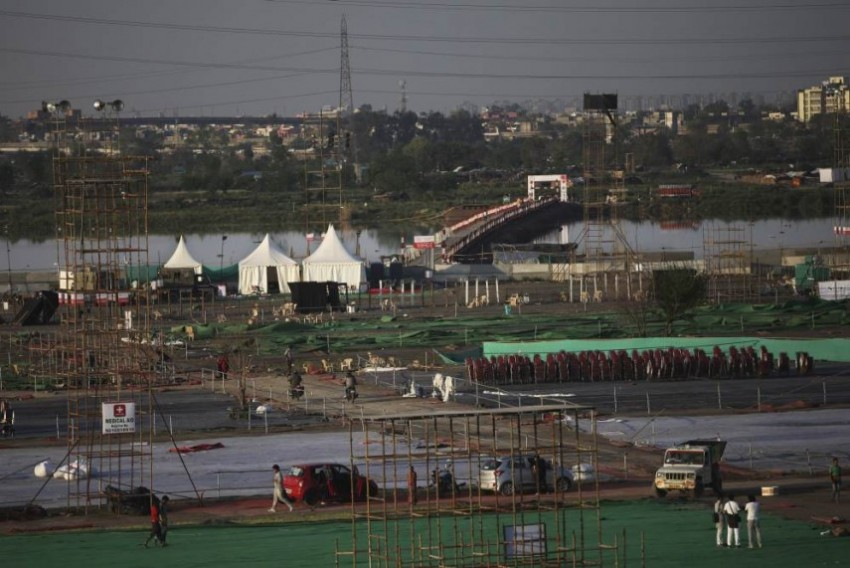 Yamuna And The Art Of Dying