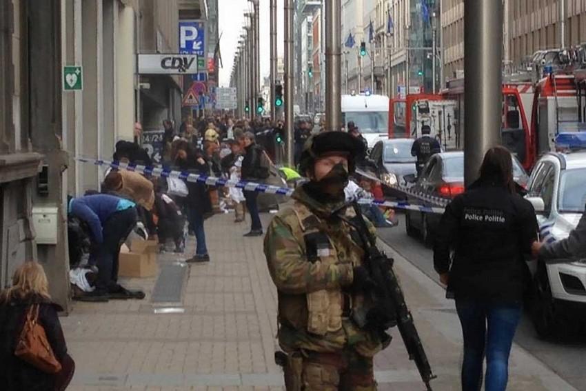 Belgium's Deadly Circles Of Terror