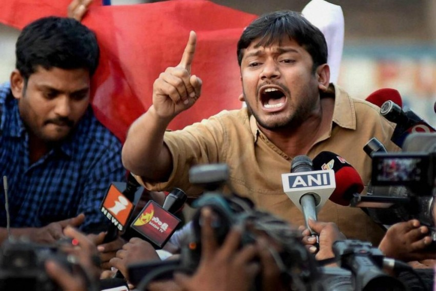 The Fight Among The Left That Kanhaiya Started