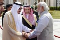 Modi Reaches Out To Saudi Arabia