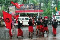 It's Raining Red