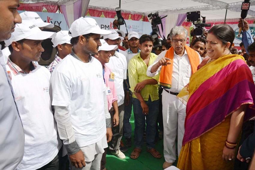 Will It Be Smriti Vs Mayawati?