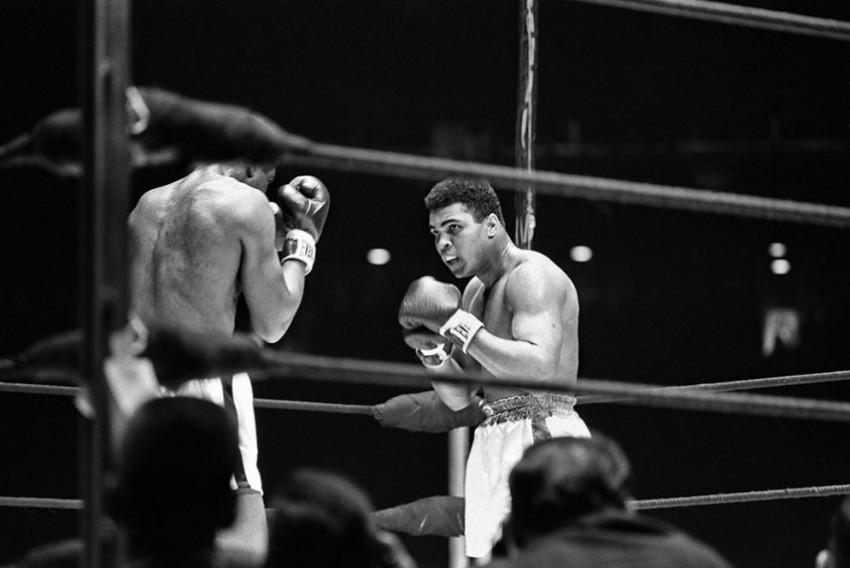 Sachin's Tribute To Muhammad Ali