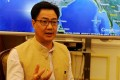 Cong Demands Sacking of Rijiju Over Alleged Power Project Scam
