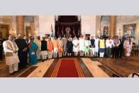 Cabinet Reshuffle: Tightrope Walk on Caste, Regional Lines