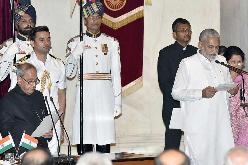Patel Rap Gets Parshottam Into Cabinet