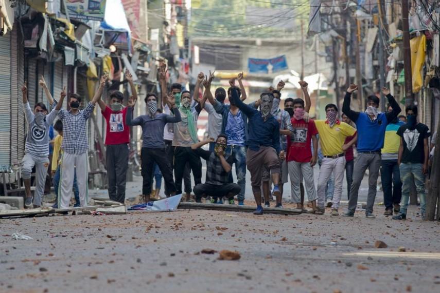 #KashmirUnrest: Reactions
