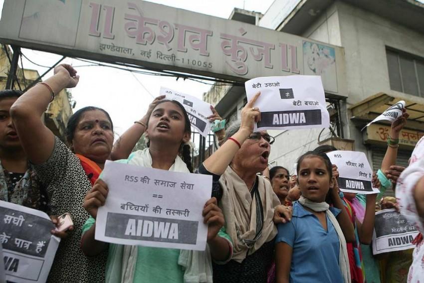 'Punish Traffickers Of 31 Tribal Girls'