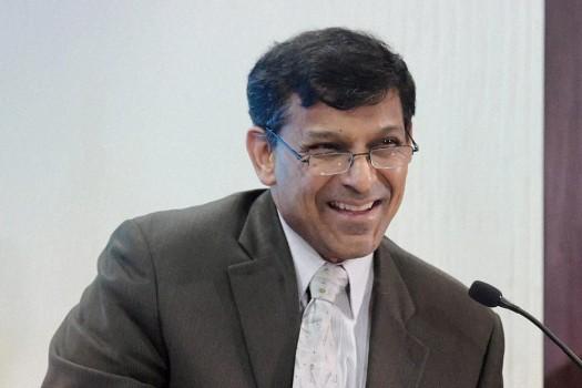 Raghuram G Rajan